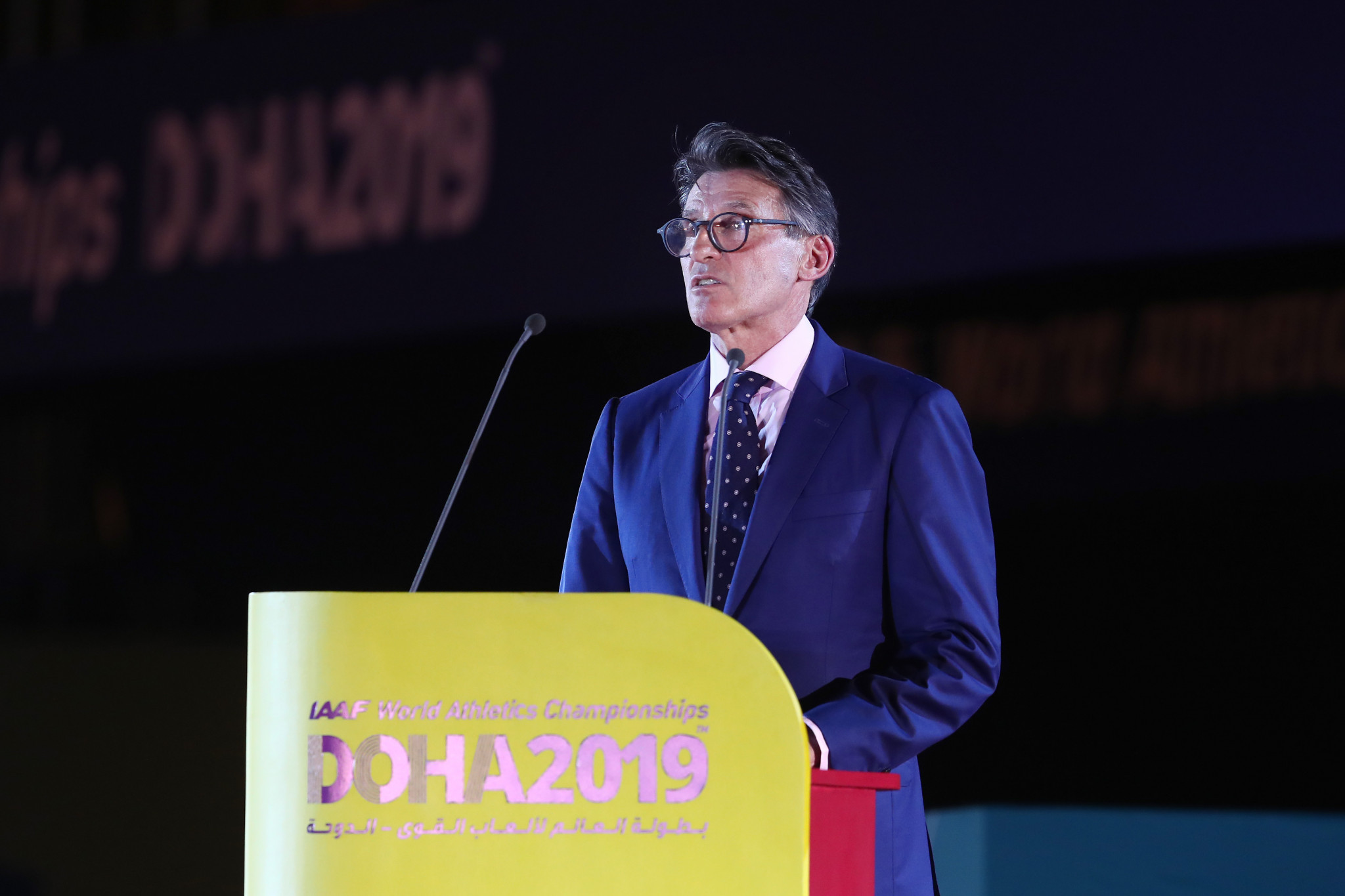 Coe backs proposed Kenya bid for 2025 IAAF World Championships