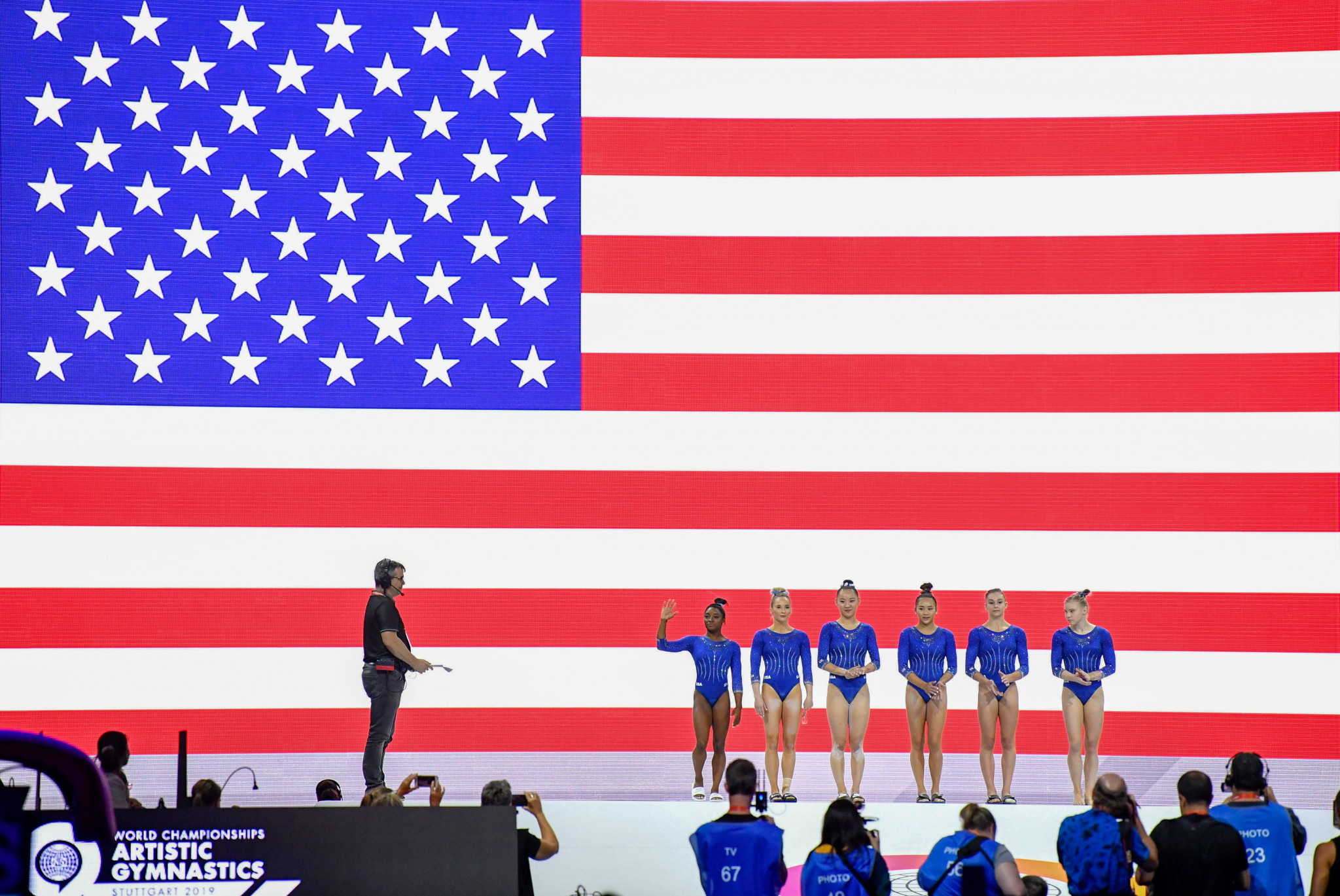 United States comfortably topped team qualification ©Getty Images