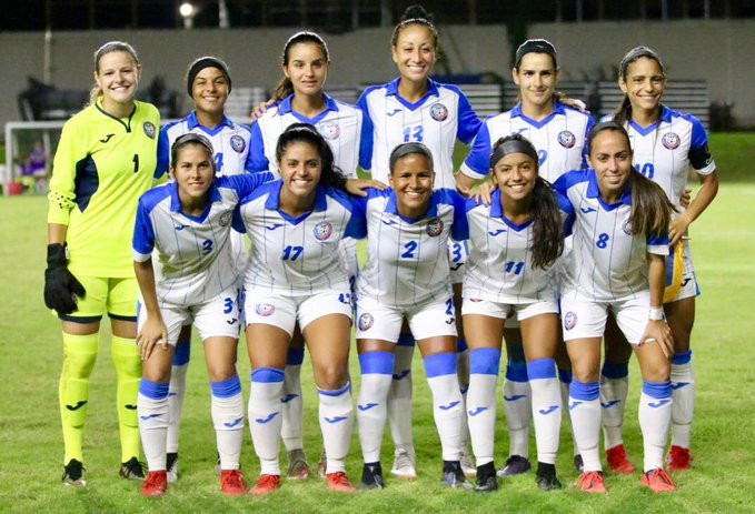 Puerto Rico thrashes Suriname in CONCACAF Women's Olympic Championship qualifier