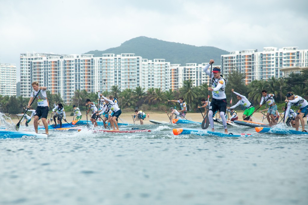 El Salvador will host the ISA World SUP and Paddleboard Championship ©ISA