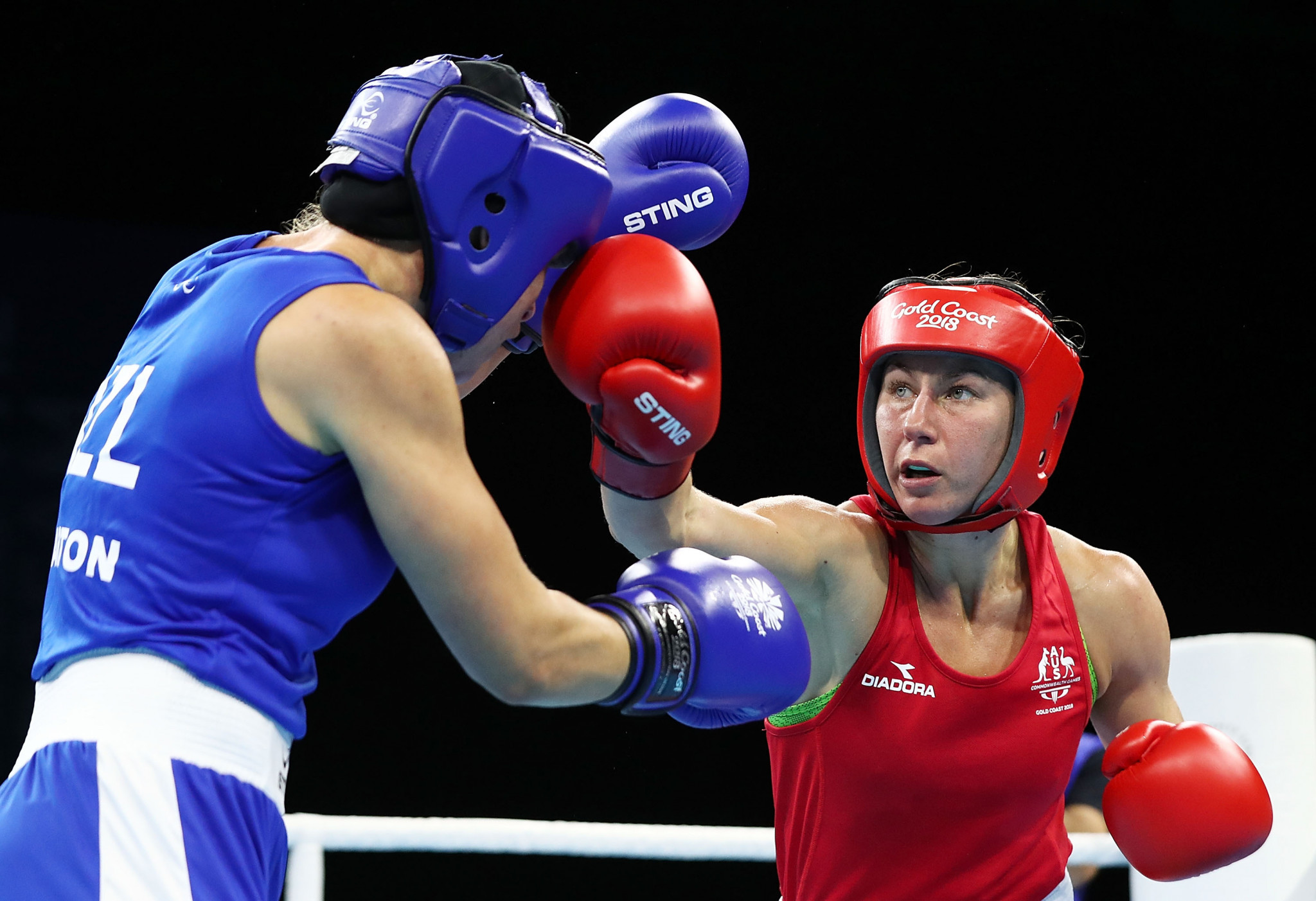 Australia's Commonwealth Games champion Anja Stridsman was beaten by Thailand's Sudaporn Seesondee ©Getty Images