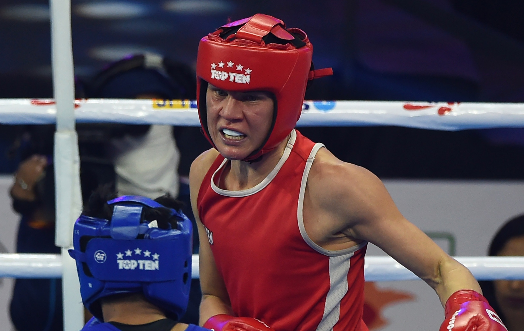 Potkonen impresses at AIBA Women's World Boxing Championships with big-hitters absent