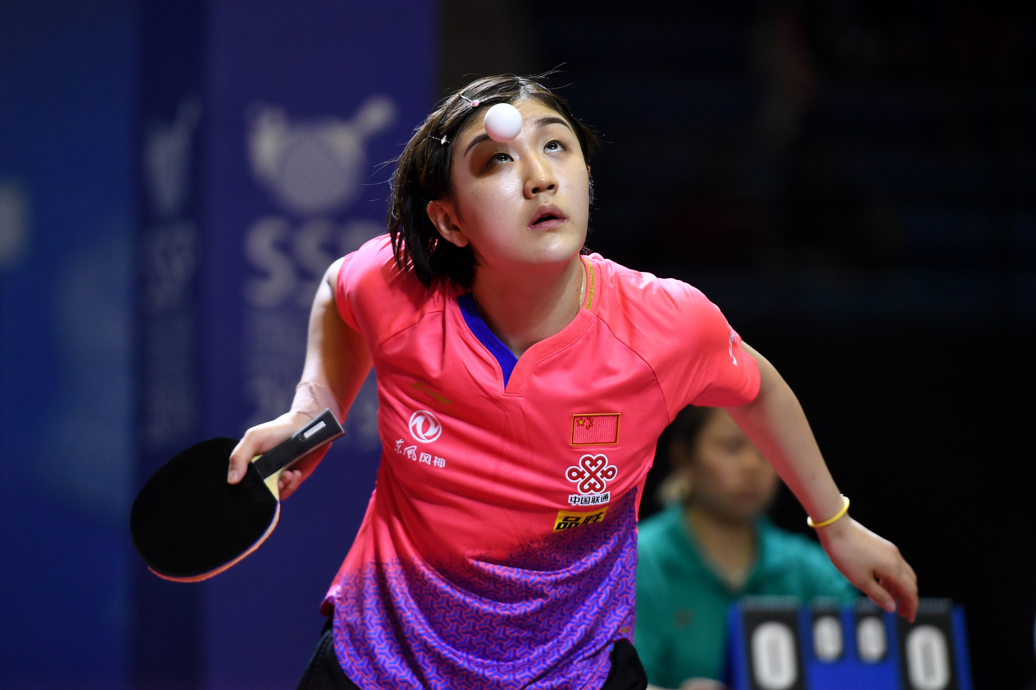 Chen fights back to clinch women's singles title at ITTF Swedish Open