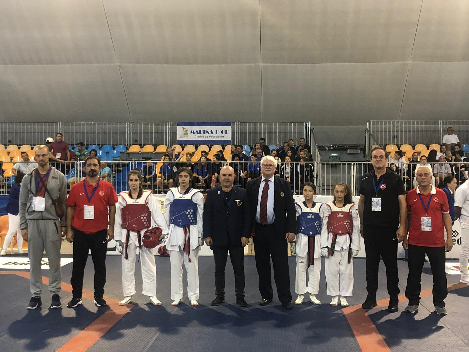 World Taekwondo Europe trial replacing cadet weight divisions with height categories