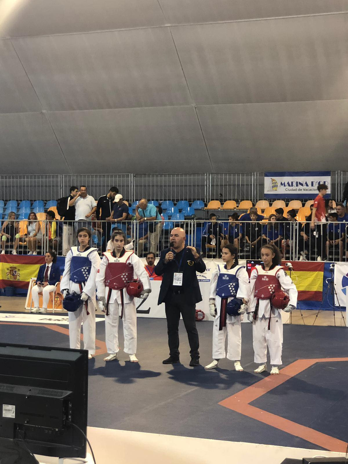 World Taekwondo Europe say they are acting to protect the health of young athletes ©WTE