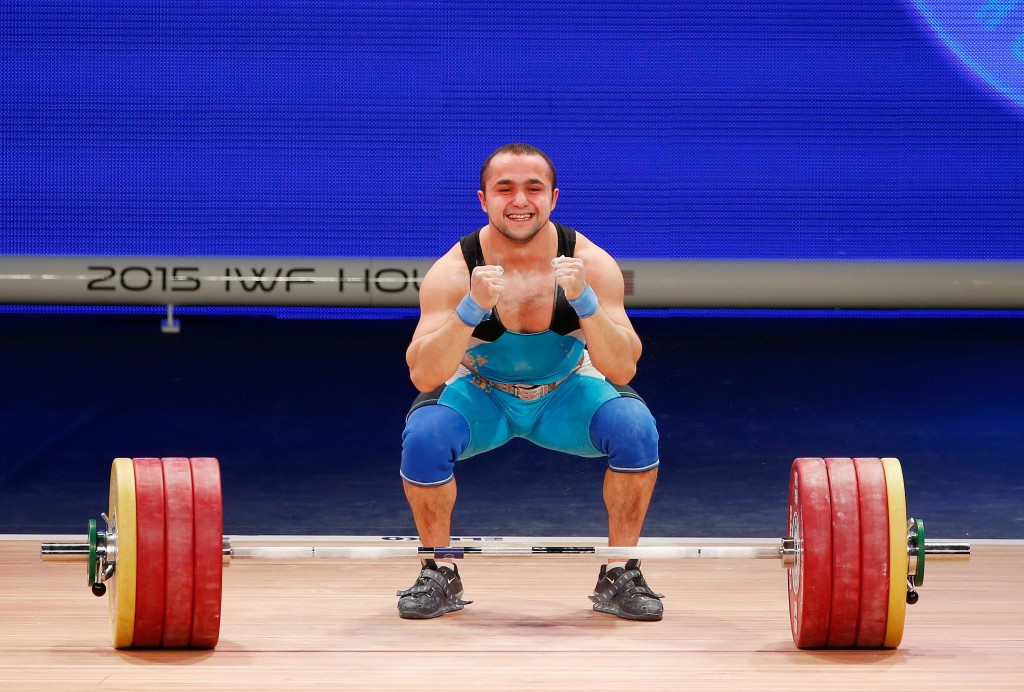 IWF World Weightlifting Championship 2015: Day five of competition