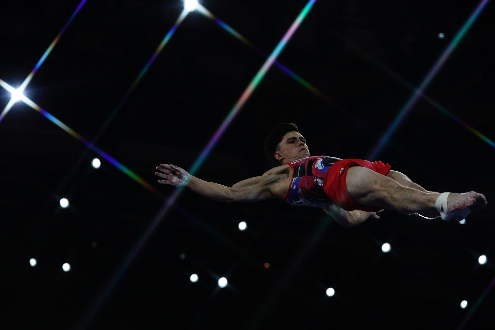 Artur Dalaloyan also impressed as Russia ended the day in top spot on the team standings ©Getty Images