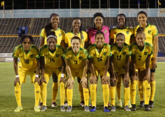 Jamaica thump Saint Lucia at CONCACAF Women's Olympic Qualifying Championship