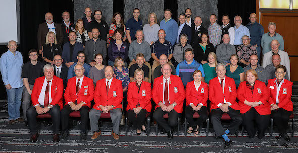 Curling Canada elect new chairperson and three members of Board of Governors