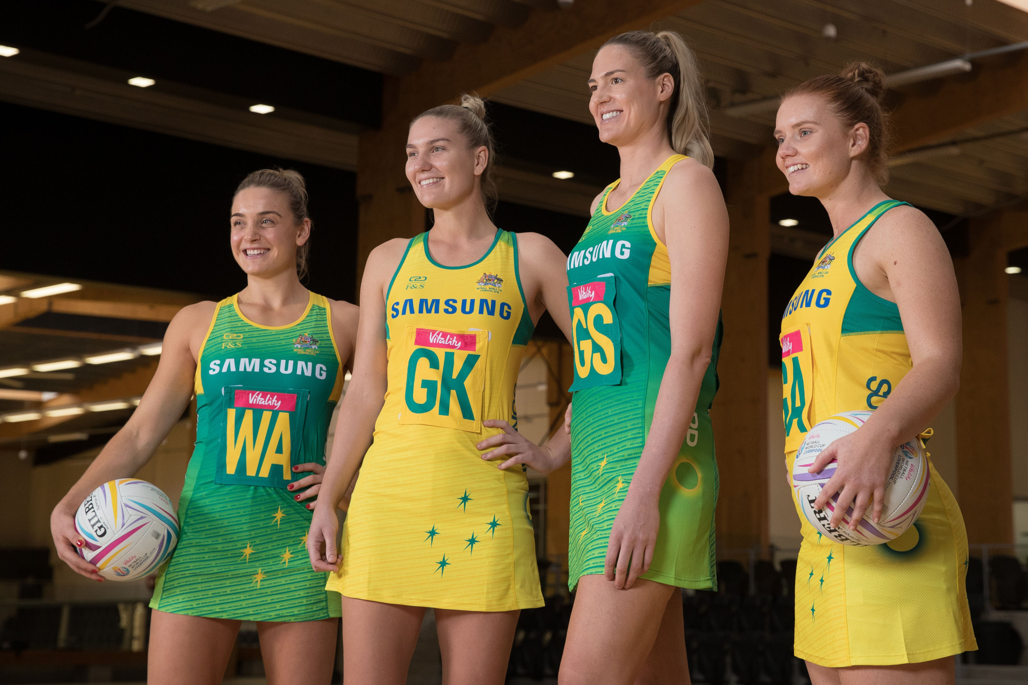 Netball Australia look to future with creation of development squad