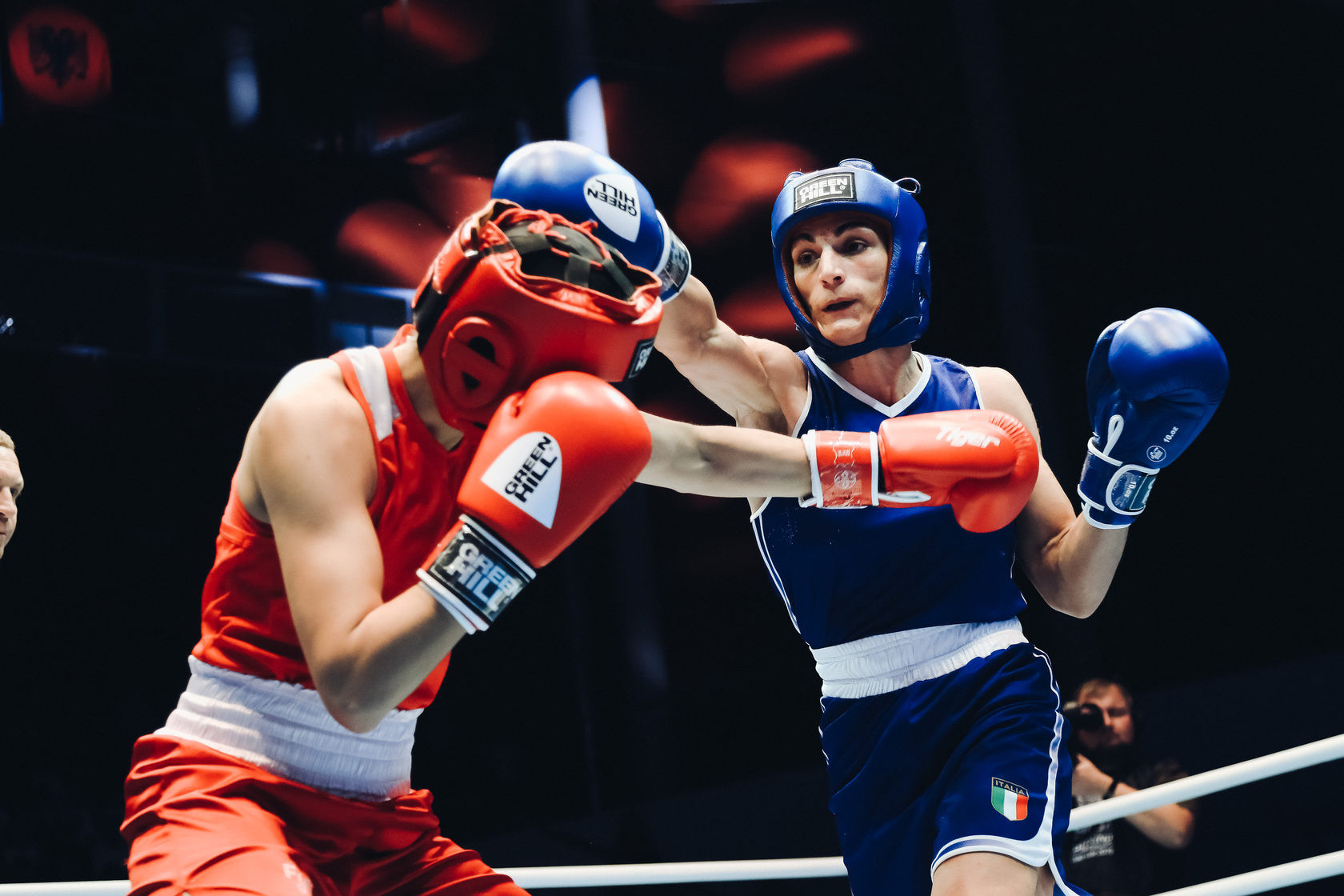 AIBA Women's World Championships 2019: Day five of competition