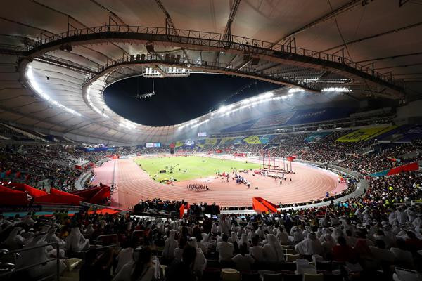 Performances at IAAF World Championships made Doha best in history, claims Coe