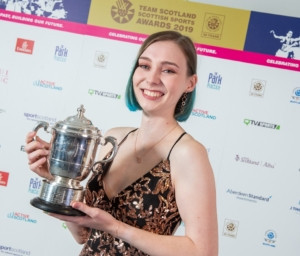 World Championship-winning shooter McIntosh named Scottish Sportsperson of the Year