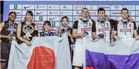 Russia defeat Ukraine to defend FIBA Under-23 World Cup Lanzhou title