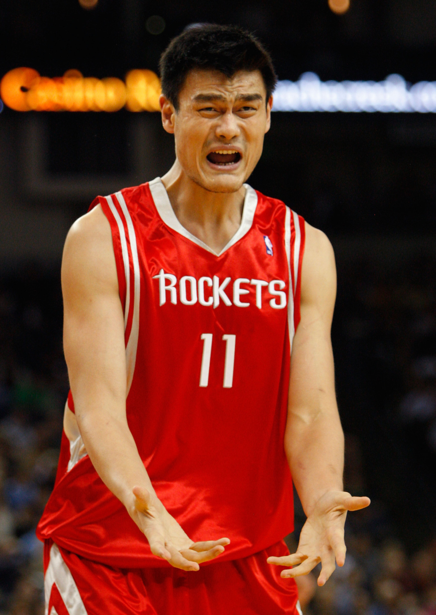 China's most famous player, Yao Ming, represented Houston Rockets for eight years and is now CBA President ©Getty Images
