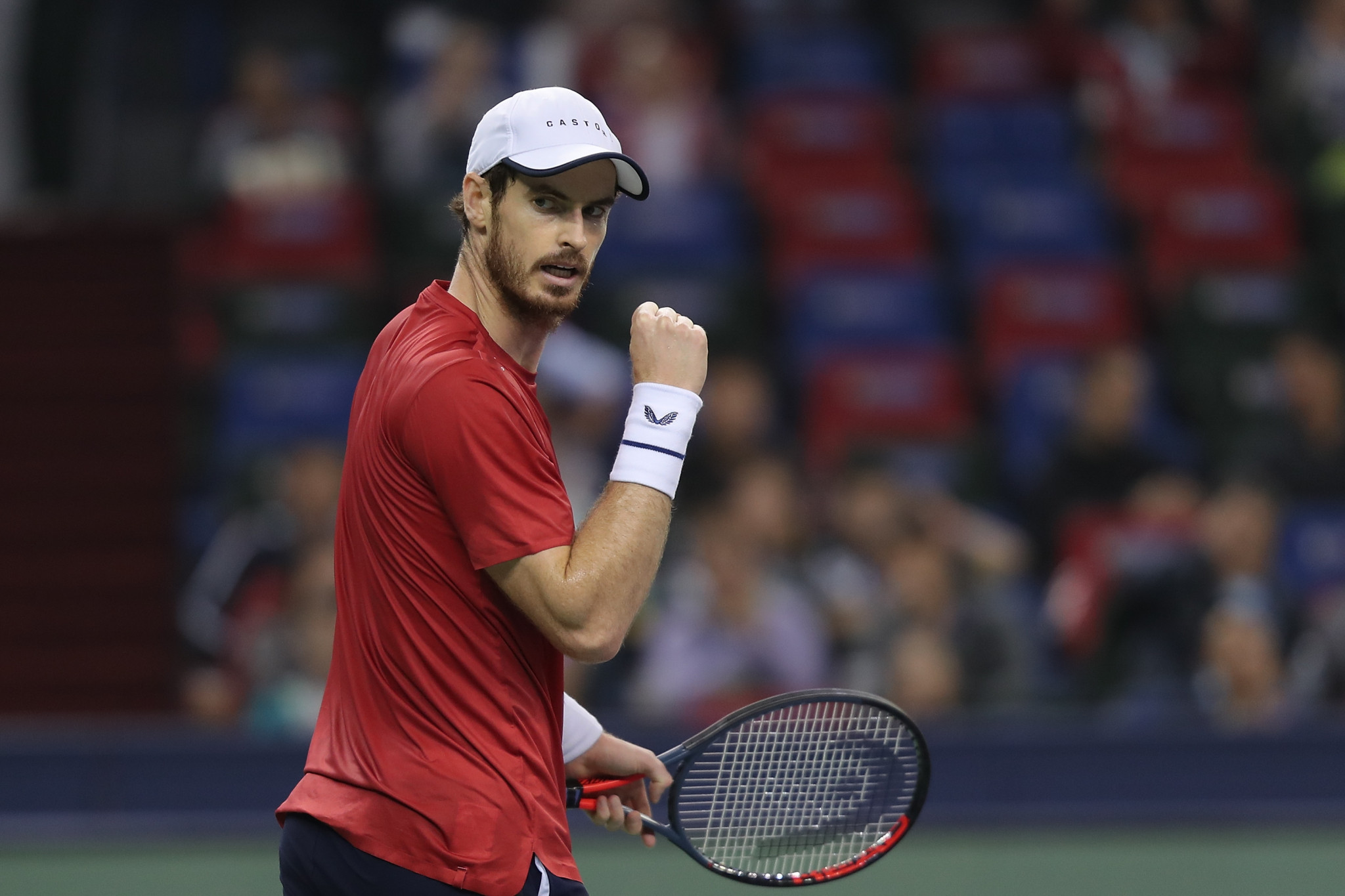 Murray through to second round of Shanghai Masters as singles comeback continues