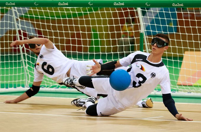 Germany will be aiming to put on a strong showing as the host nation ©IBSA Goalball/Twitter