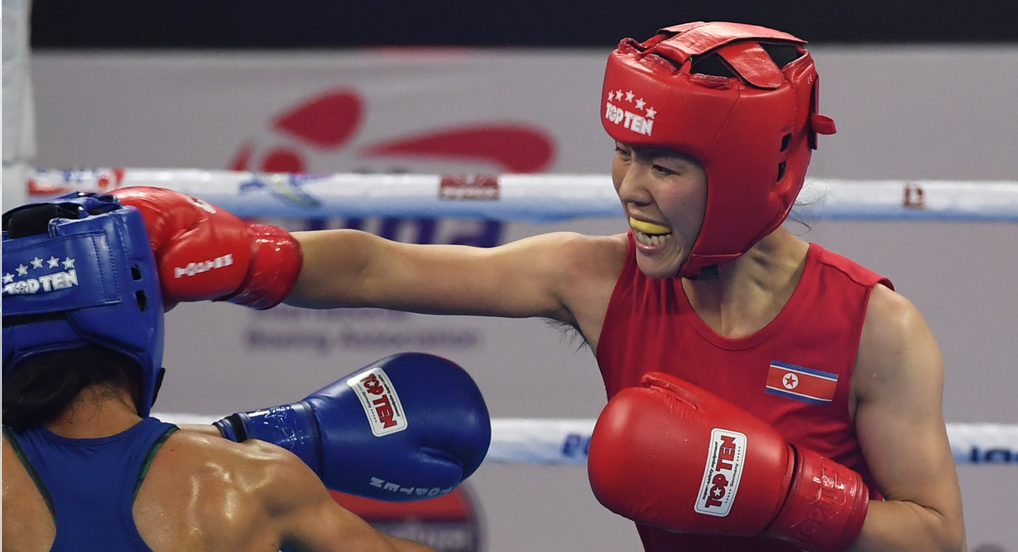 Light flyweight top seed Kim begins AIBA Women's World Boxing Championships campaign with victory