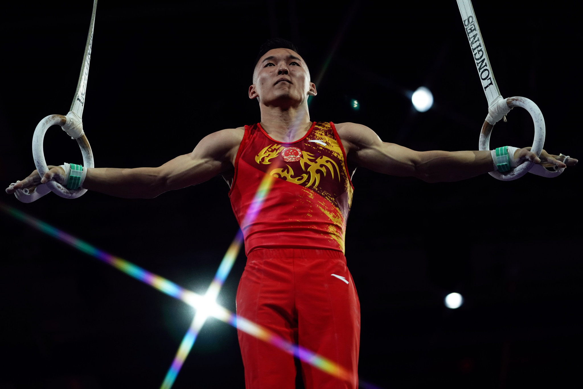 China best of the rest as Russians set bar at FIG Artistic Gymnastics World Championships