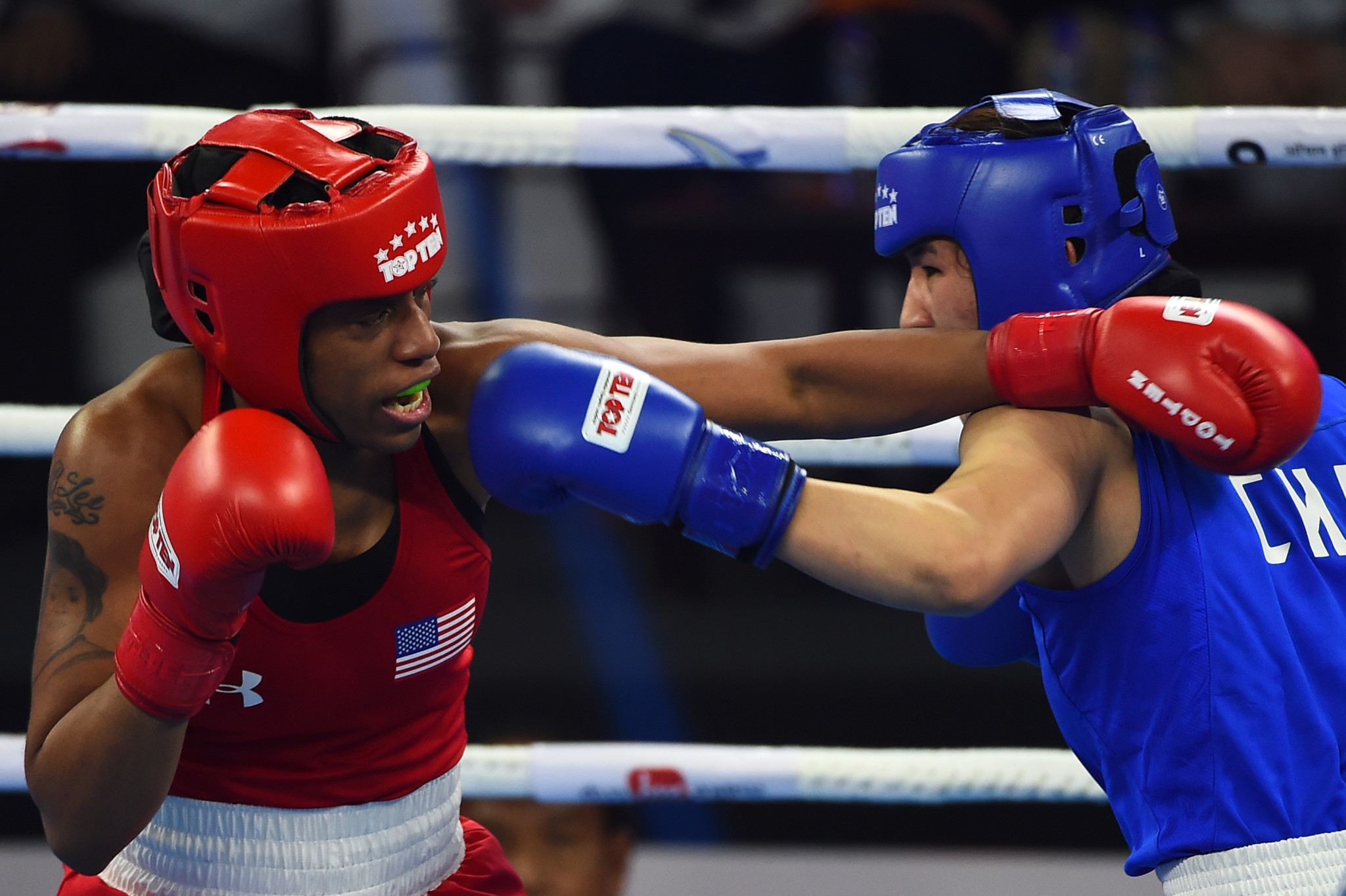 Pan American champion Graham edges into AIBA Women's World Boxing Championships quarter-final