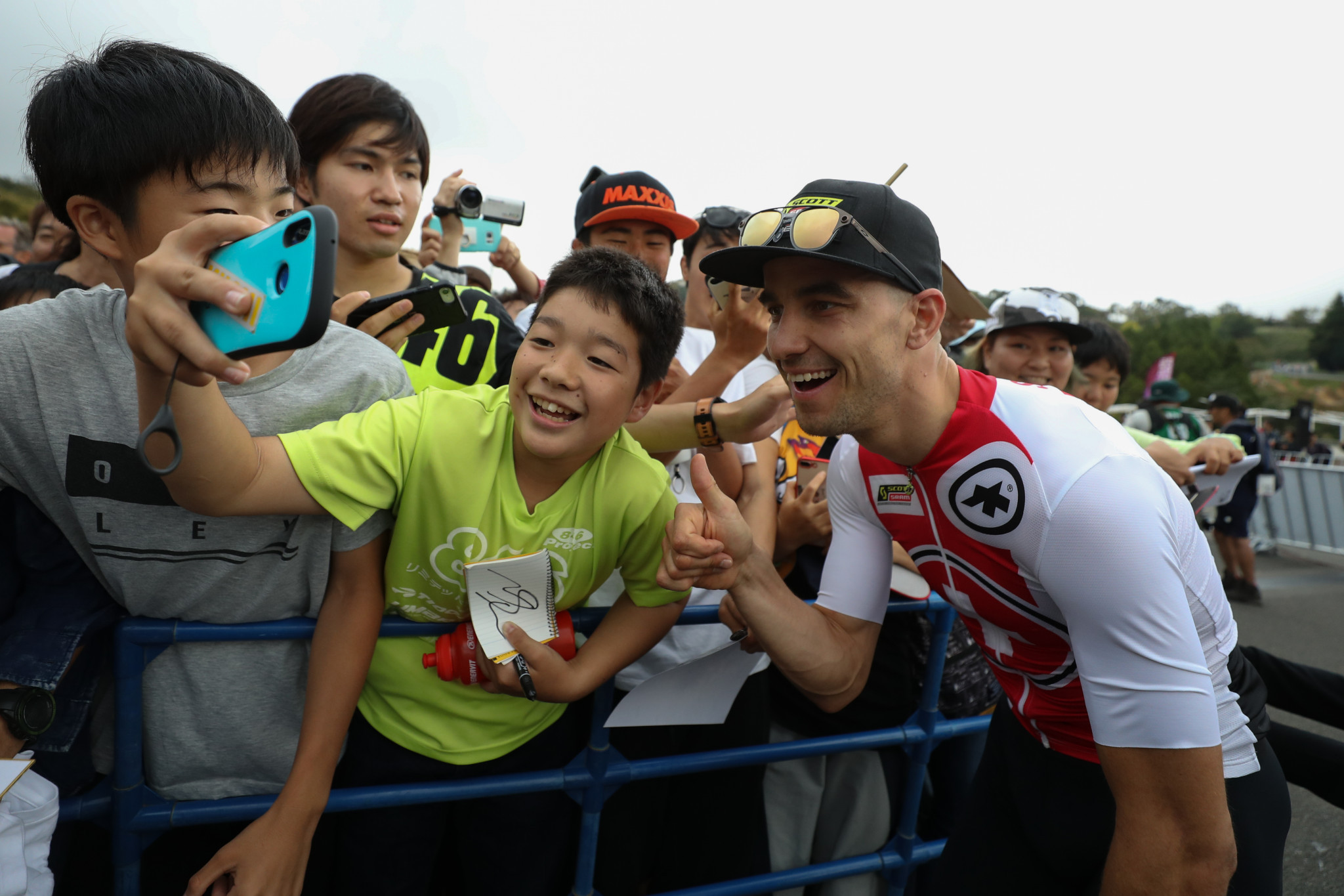 Tokyo 2020 mountain bike course earns praise from Olympic champion