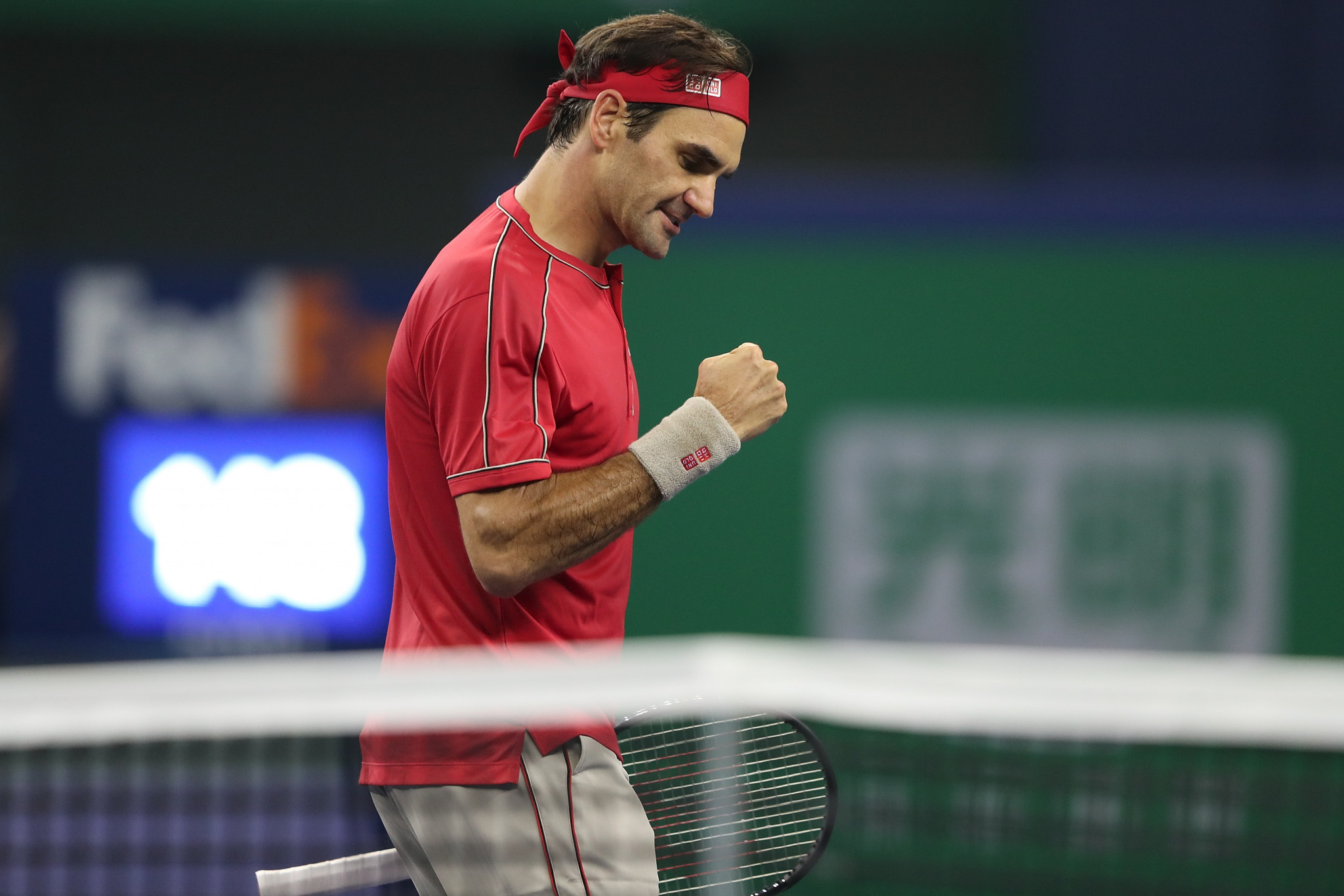 Federer avenges Ramos-Viñolas defeat at Shanghai Masters