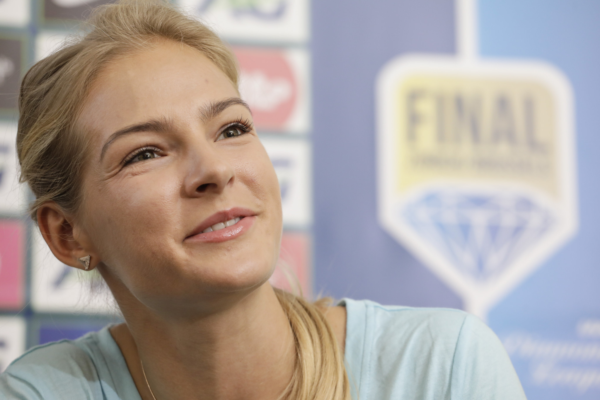 Darya Klishina is the latest to speak out on the Russian situation ©Getty Images