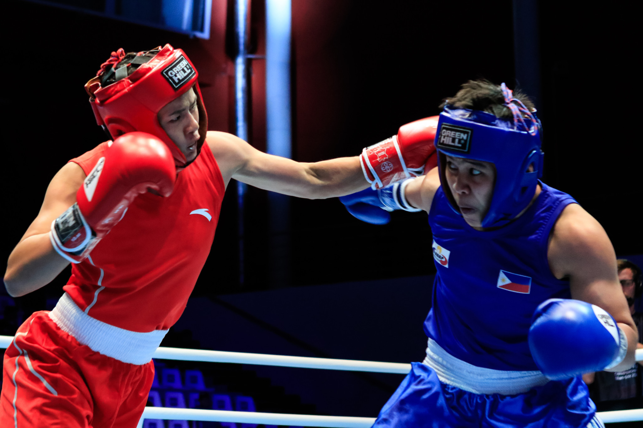 AIBA Women's World Championships 2019: Day seven of competition