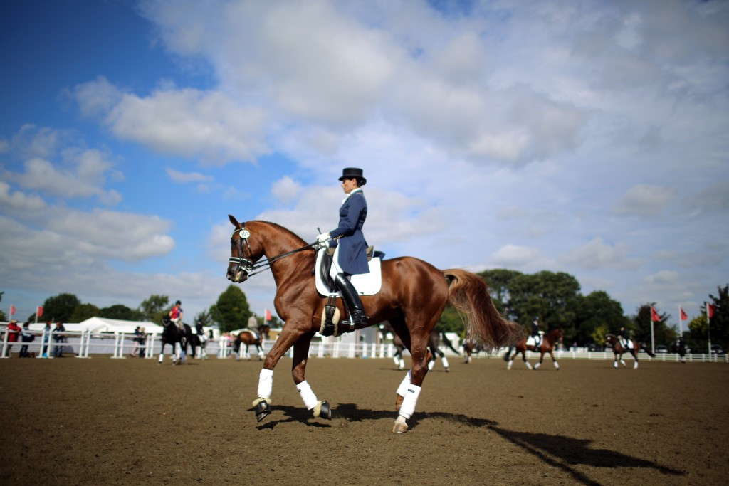 Exclusive: UK Sport to help fund bid to host key European equestrian event at Stoneleigh Park