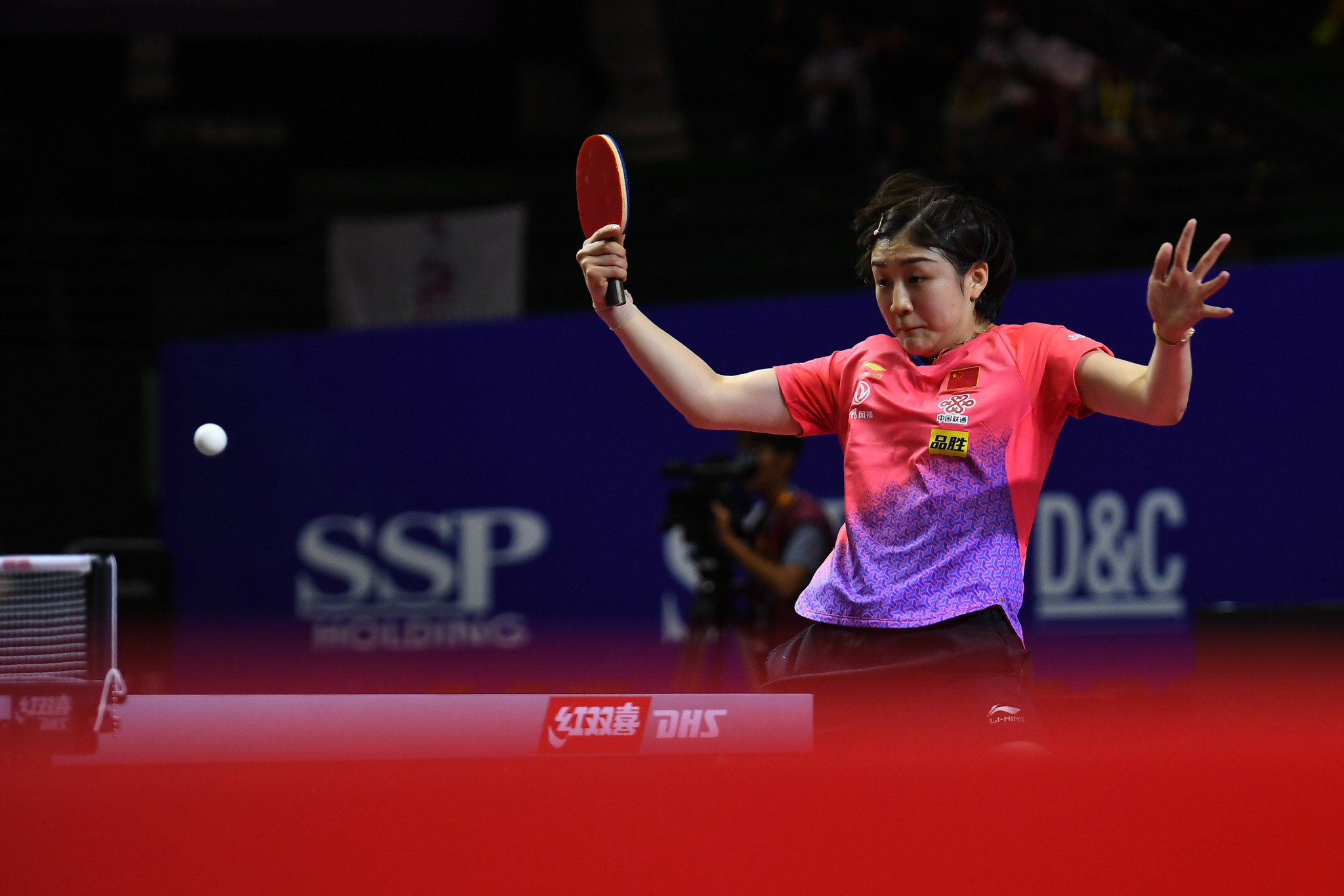 Chen out for record-equalling victory at ITTF German Open