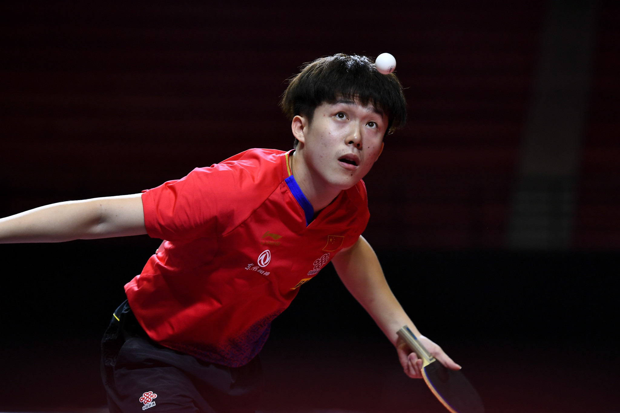 Wang Chuqin arrives in Bremen having clinched his maiden ITTF World Tour title at the Swedish Open ©Getty Images