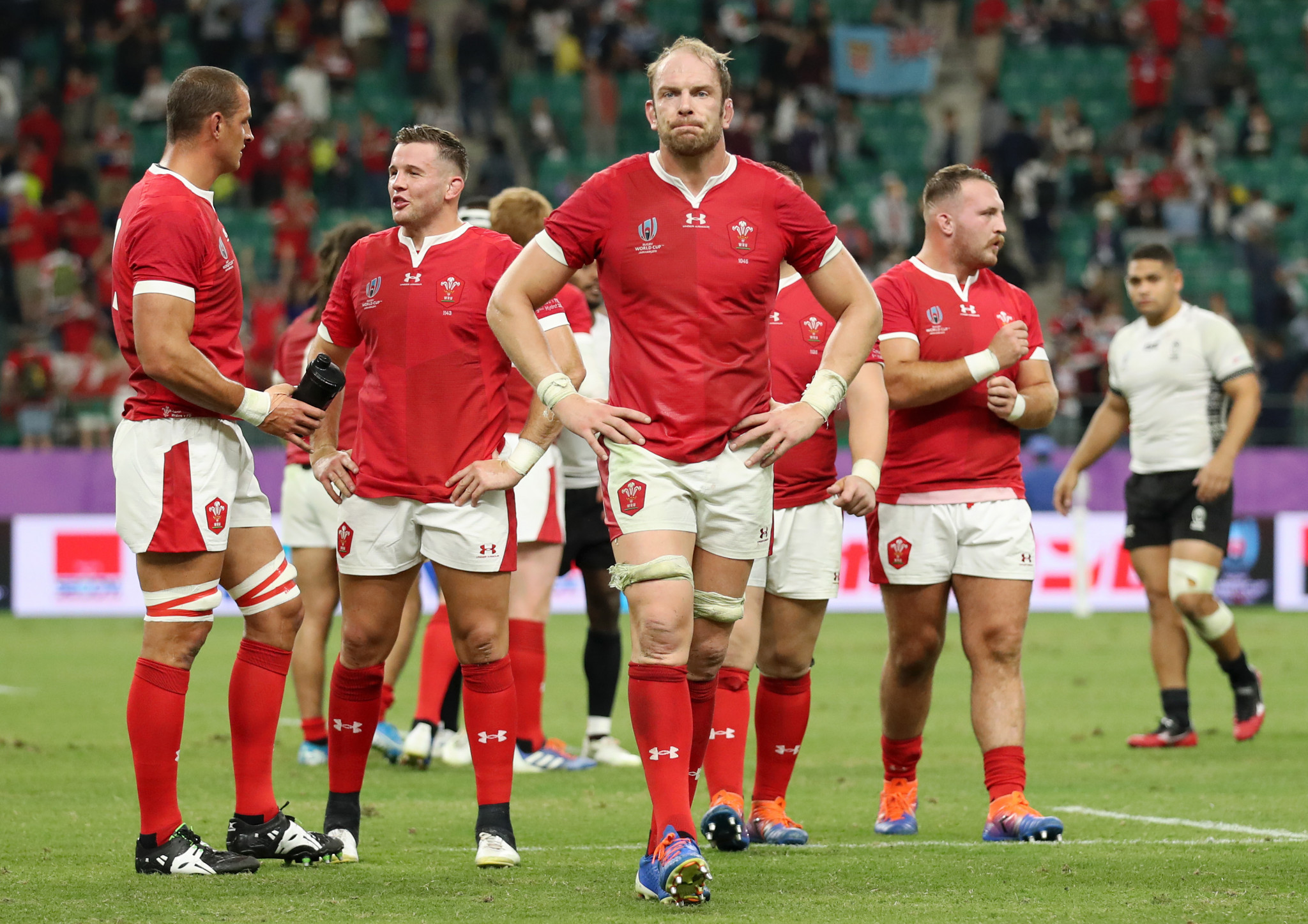 Battered and bruised, Wales have much to work on ©Getty Images