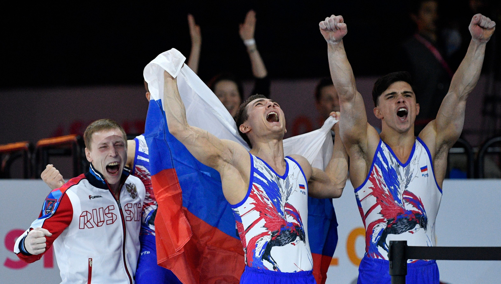 Russia claim maiden men's title at FIG Artistic Gymnastics World Championships