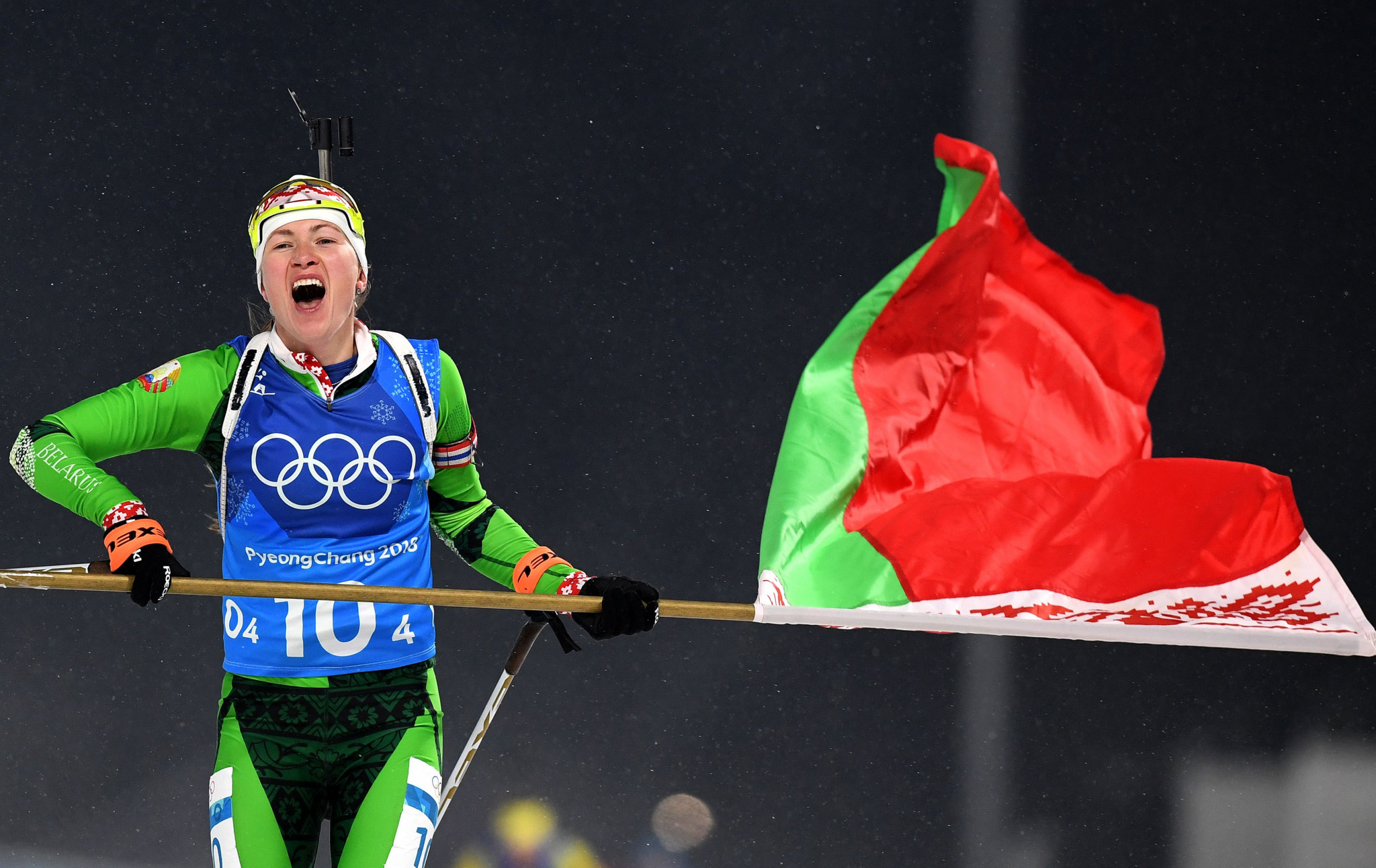 Dana Holdings will now support the Olympic athletes of Belarus ©Getty Images