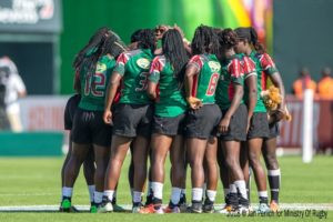 Defending champions Kenya will start their title defence in Tunisia on Saturday ©Rugby Afrique
