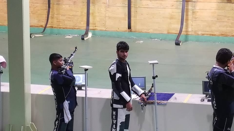 The range close to New Delhi will replace the Asian Shooting Championshipos in Kuwait as the Olympic qualifier ©Facebook