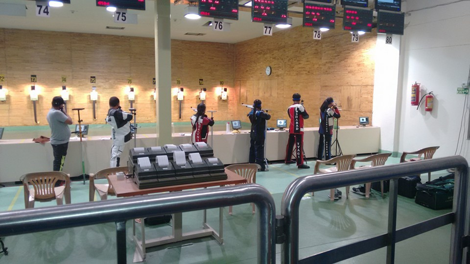 The Dr Karni Singh shooting ranges in Tughlakabad will host the event ©Facebook
