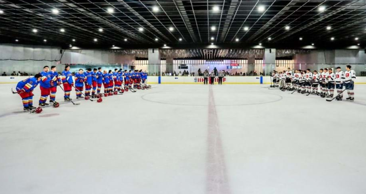Organisers confirm schedule for Southeast Asian Games ice hockey