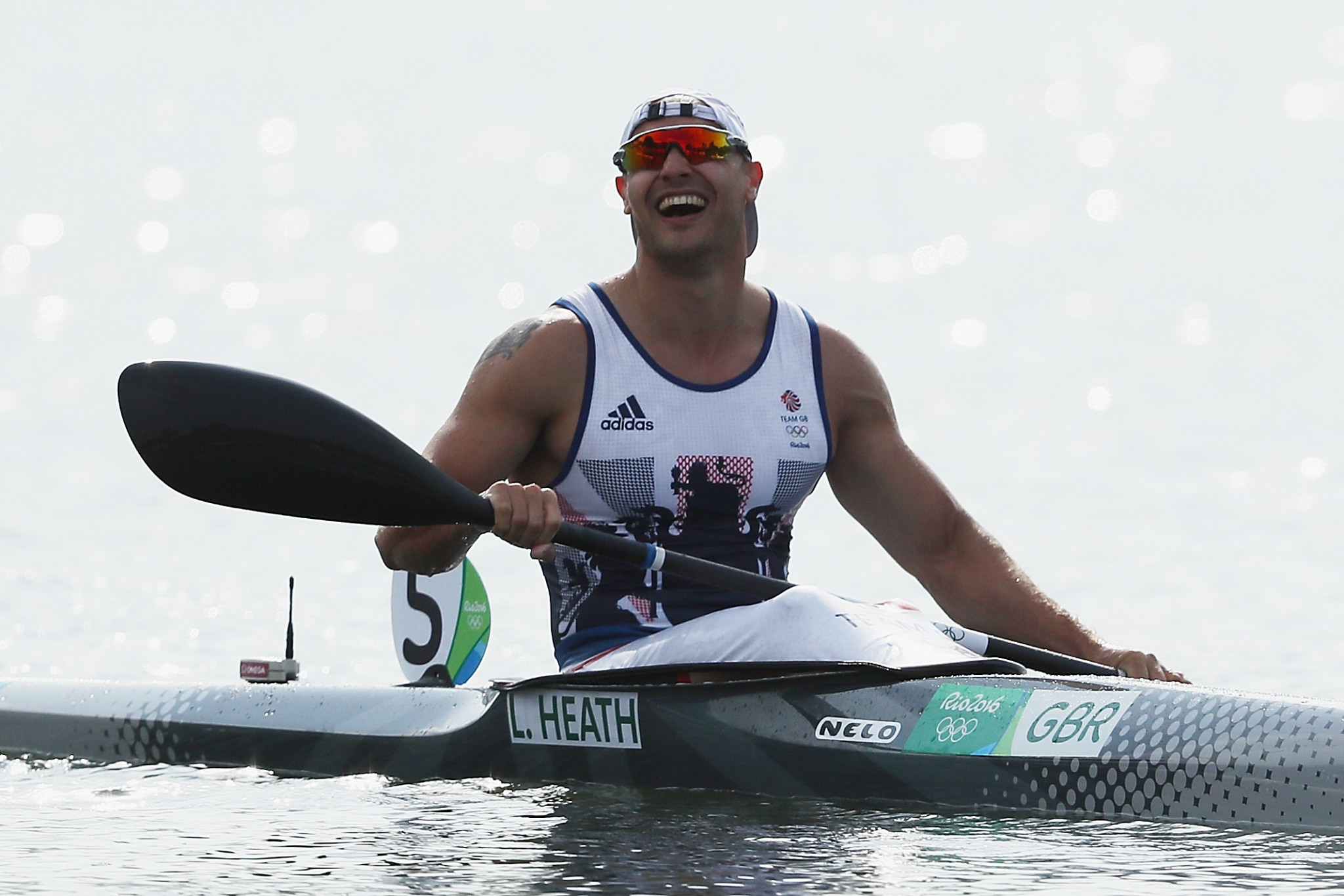 Rio 2016 champion Liam Heath heads five British canoeing selections for Tokyo 2020 ©Getty Images