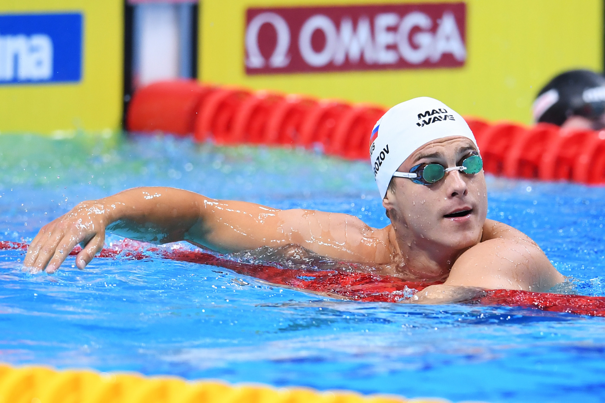Vladimir Morozov leads the men's World Cup rankings ©Getty Images
