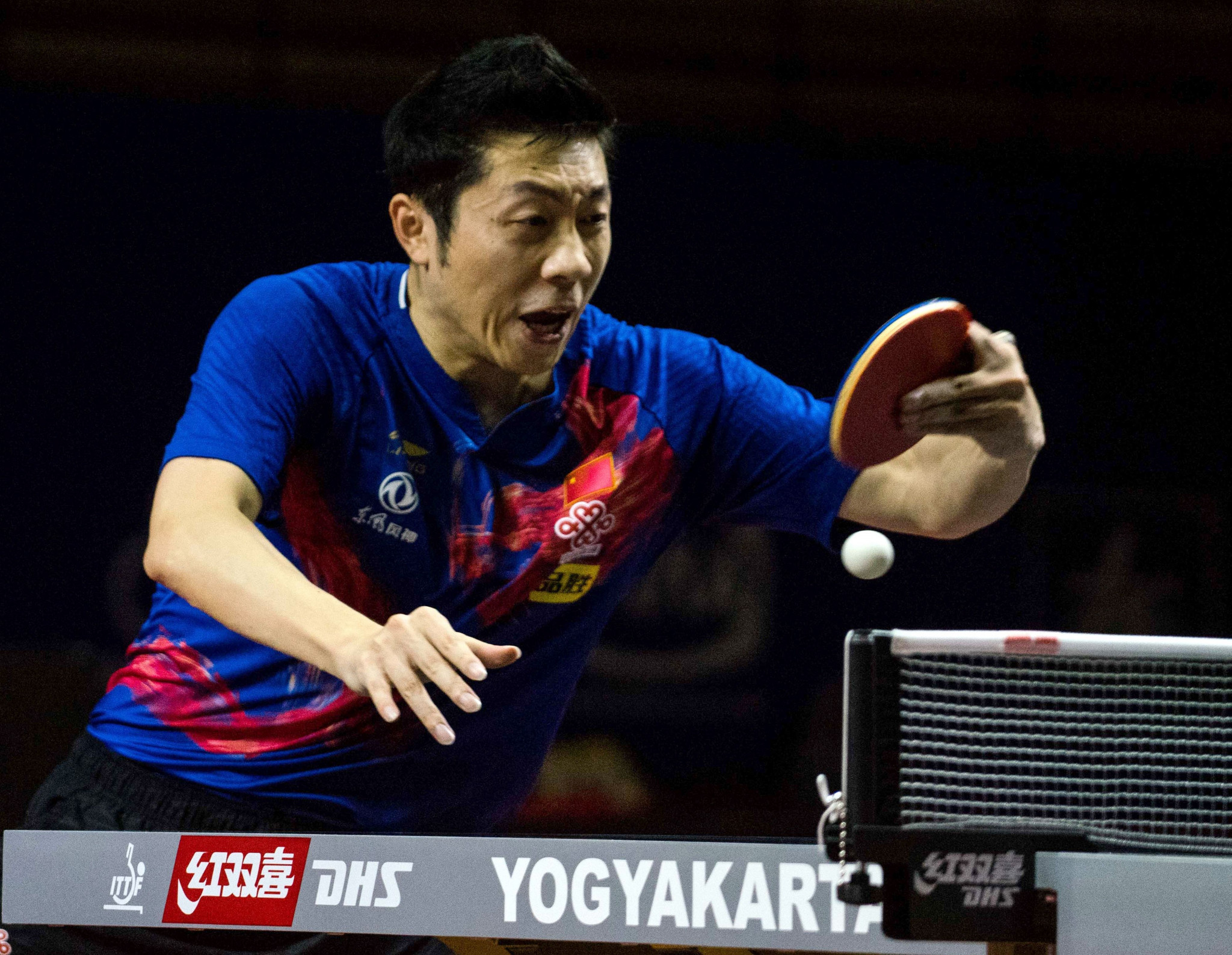 Top seed Xu reaches round of 16 at ITTF German Open