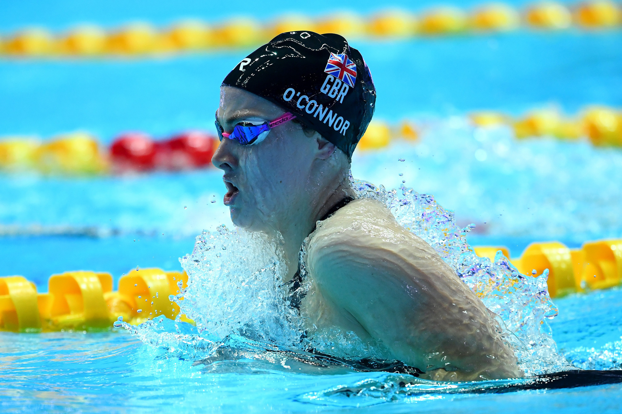 Siobhan-Marie O'Connor is among swimmers to have competed at BUCS events ©Getty Images