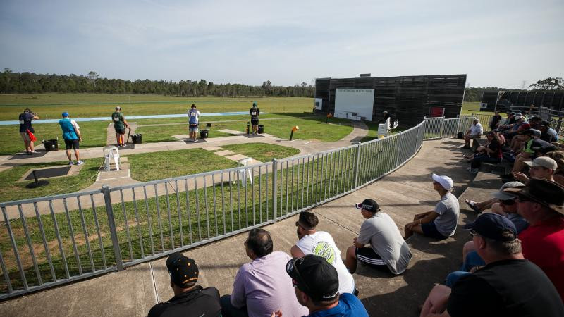 The Sydney International Shooting Centre will host competition ©Shooting Australia