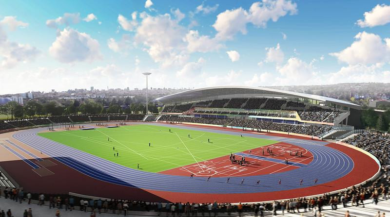 Planning application submitted for Alexander Stadium redevelopment ahead of Birmingham 2022