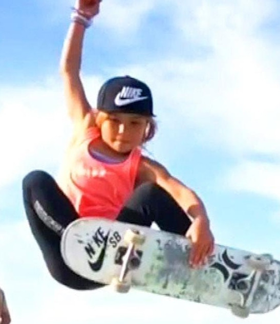 Britain's 11-year-old skateboarder pulls out of ANOC World Beach Games