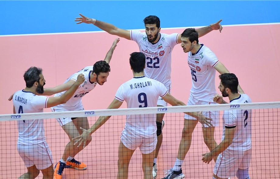 Iran edge thriller as Brazil stay on course for FIVB Men's World Cup glory