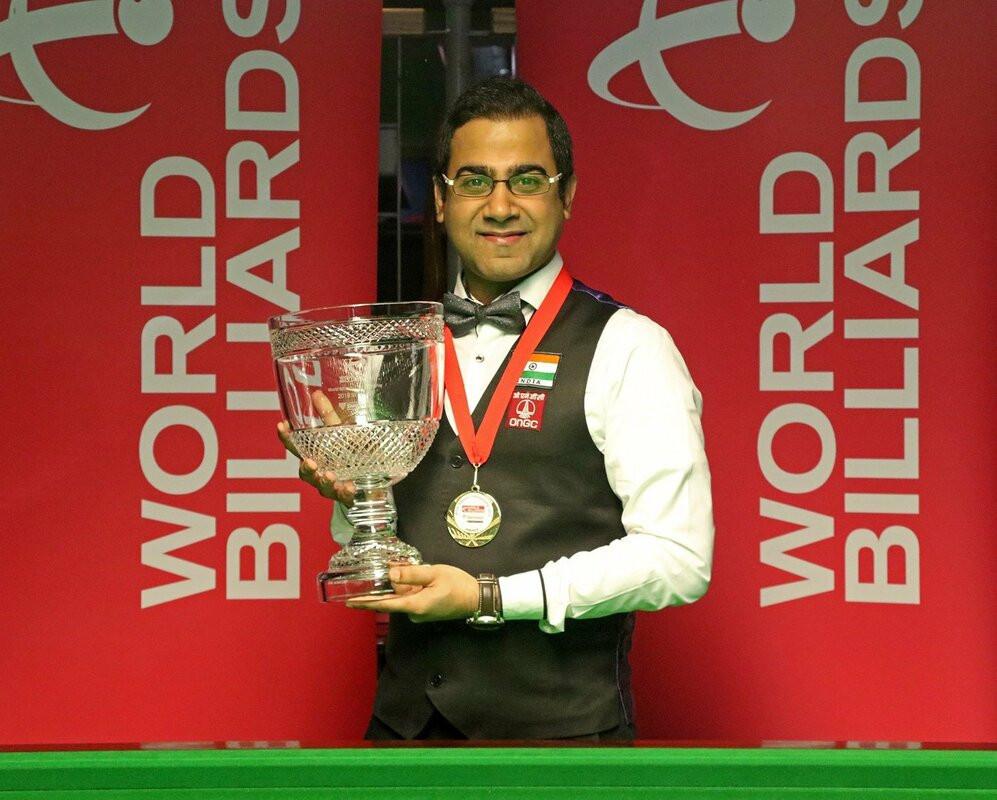 Kothari and Gilchrist set-up World Billiards Championship final