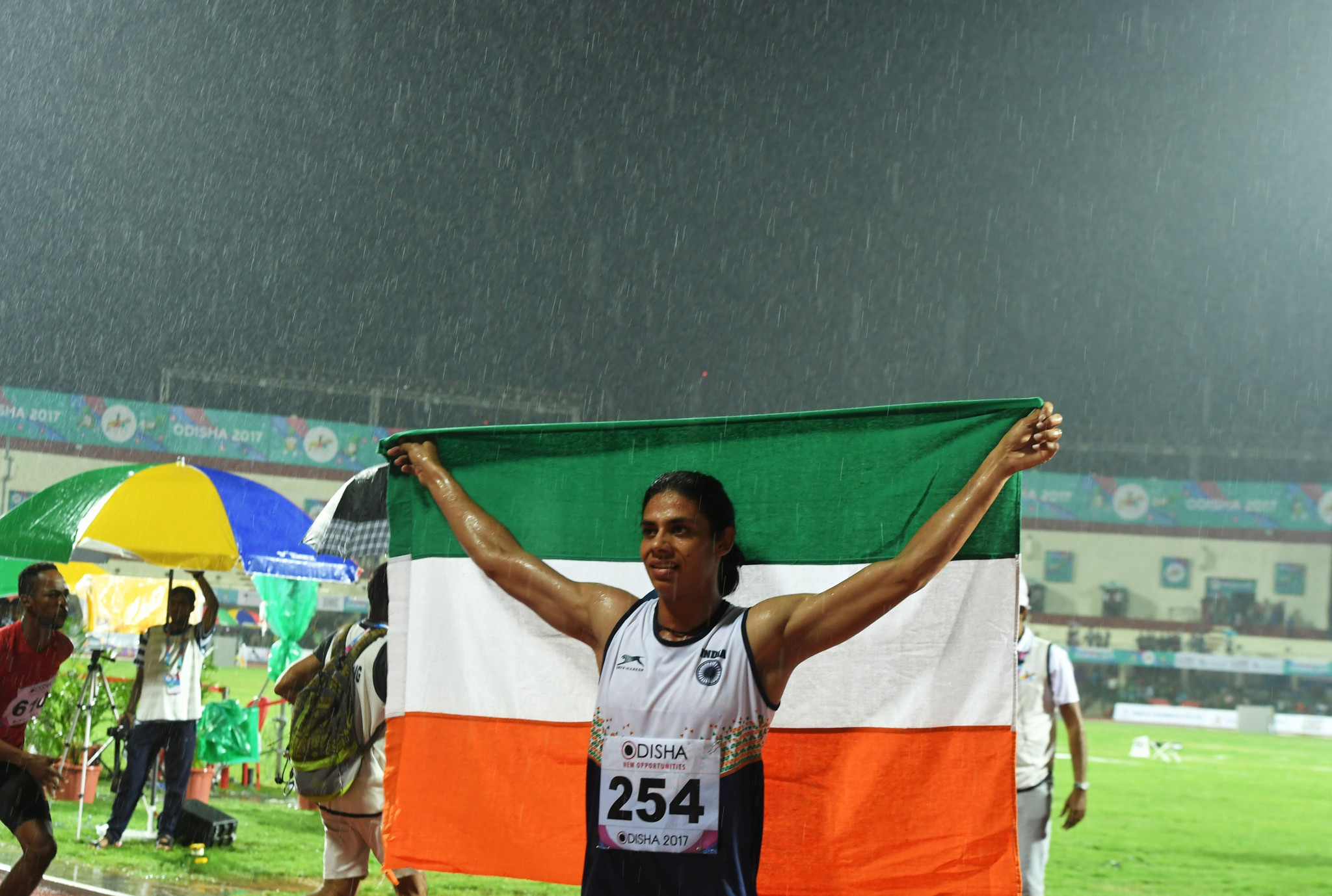 Indian to be stripped of two Asian Championships golds after doping ban