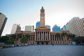 The INAS Global Games Opening Ceremony will take place at Brisbane's City Hall ©Wikipedia