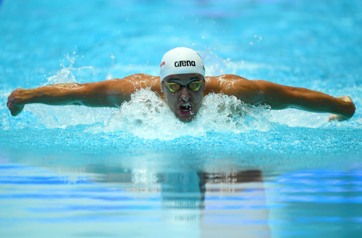 South Africa's Chad Le Clos will hope to repeat his outstanding performance for Energy Standard last weekend ©Getty Images